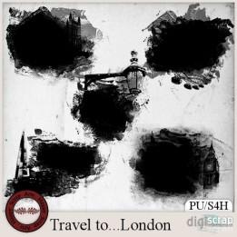 Travel to London masks