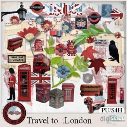 Travel to London kit