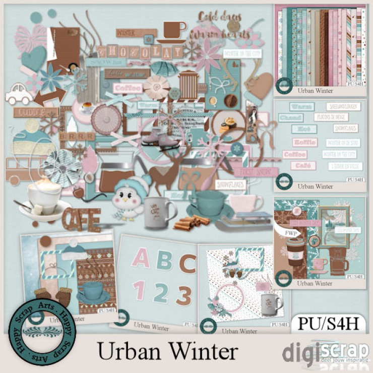 Urban Winter bundle