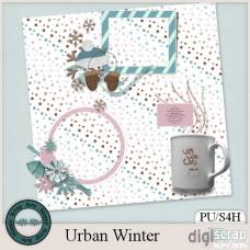Urban Winter Clusters