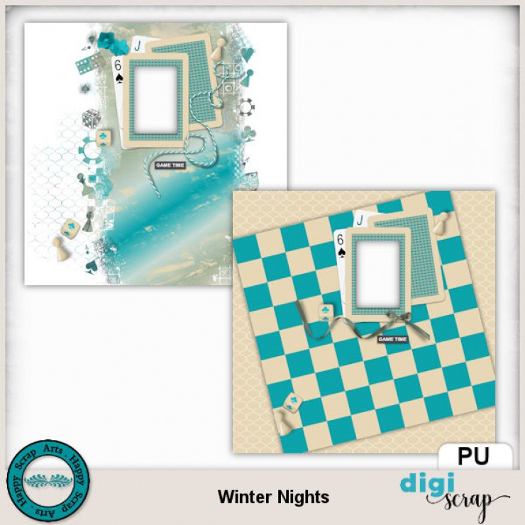Winter Nights quickpages