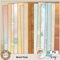 Beach Party papers