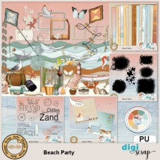 Beach Party bundle