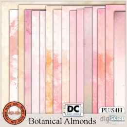 Botanical Almonds Papers 2