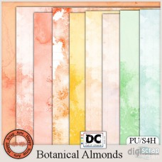 Botanical Almonds Papers 1