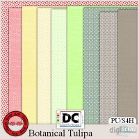 Botanical Tulipa Papers 1