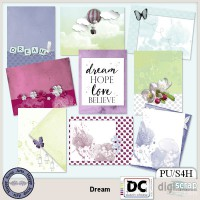 Dream journal cards