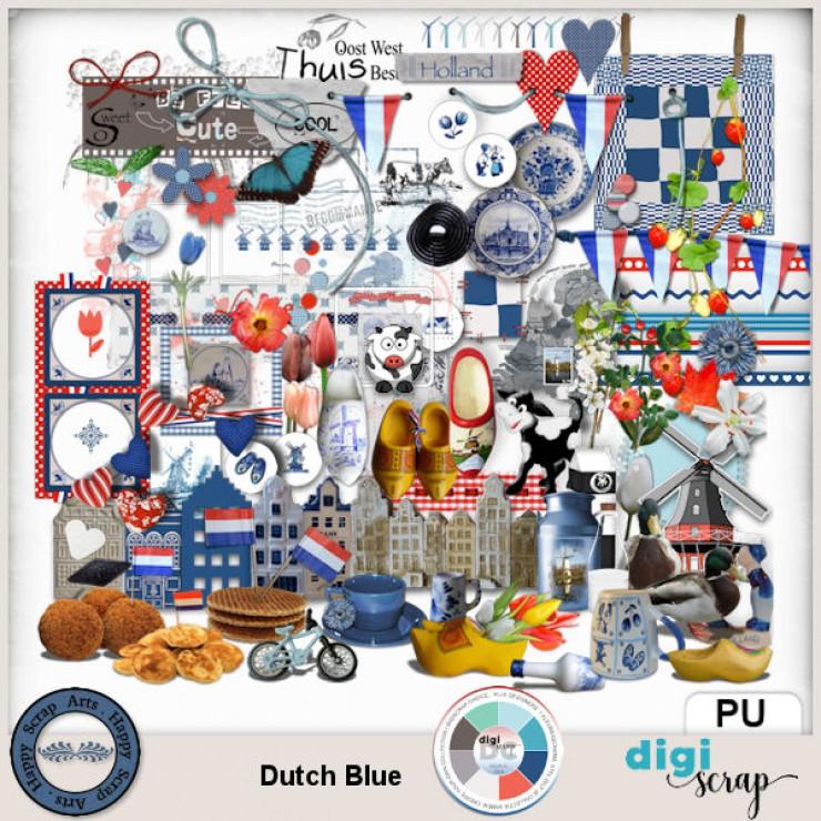 Dutch Blue elements