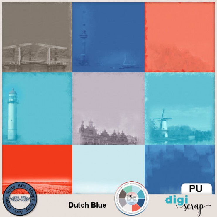 Dutch Blue papers 1