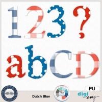 Dutch Blue Alpha