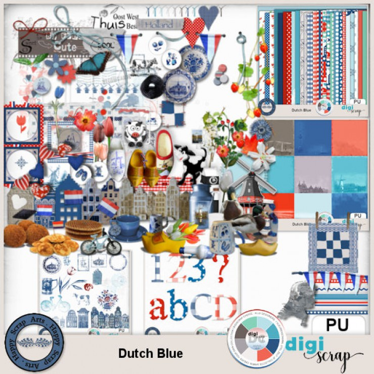 Dutch Blue Bundle