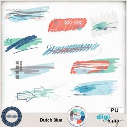 Dutch Blue Accent