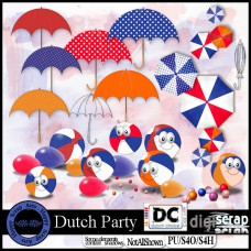 Dutch Party elements 2