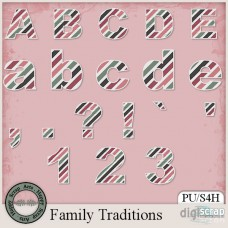 Family Traditions alpha