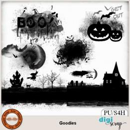 Goodies Masks
