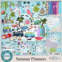 Summer Planners bundle