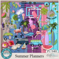 Summer Planners kit