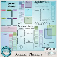Summer Planners