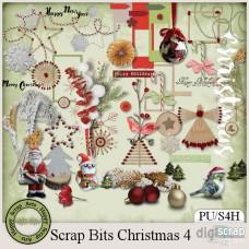 Scrap Bits Christmas 4