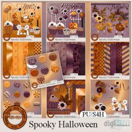 Spooky Halloween megakit