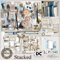 Stacked bundle