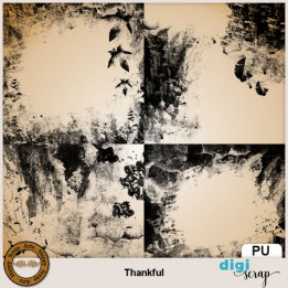 Thankful overlays