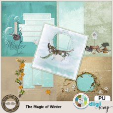 The Magic of Winter quickpages