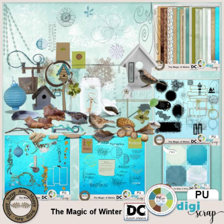 The Magic of Winter bundle 1