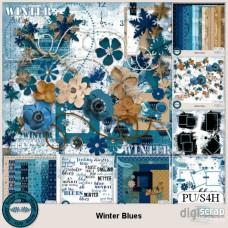 Winter Blues bundle