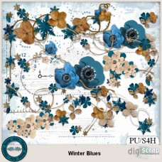 Winter Blues clusters