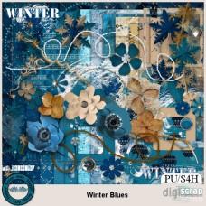 Winter Blues kit