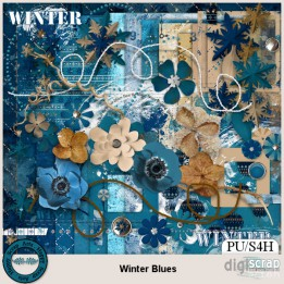 Winter Blues kit