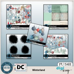 Winterland  bundle
