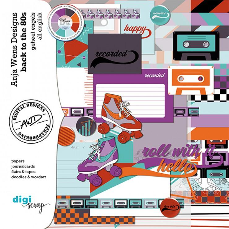 Back to the 80s | Full Kit