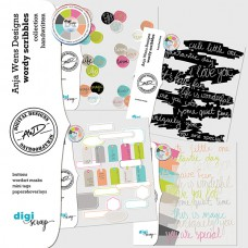 Wordy Scribbles | Collection