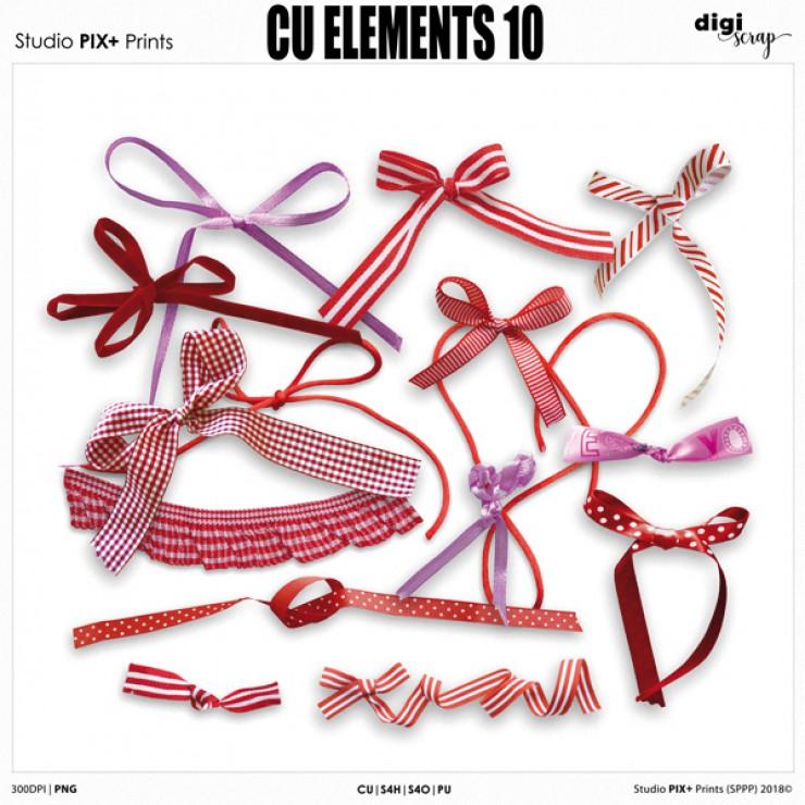 Elements 10 - CU PU