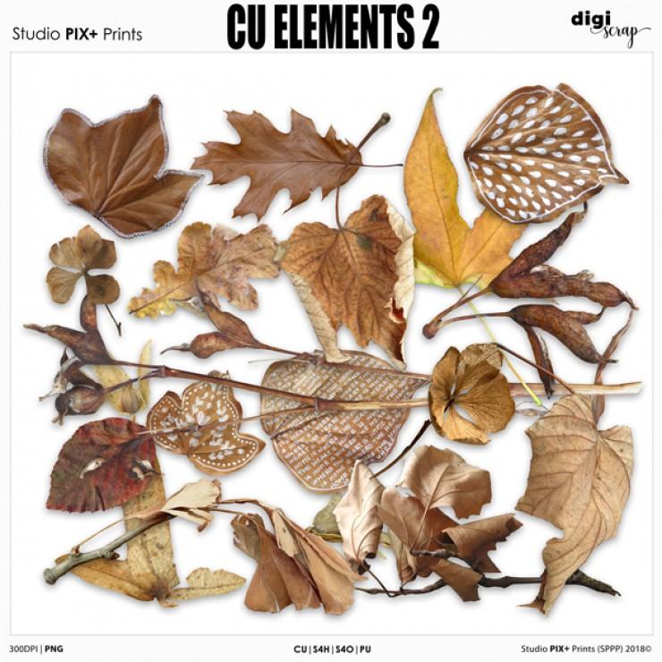 Elements 2 - CU|PU