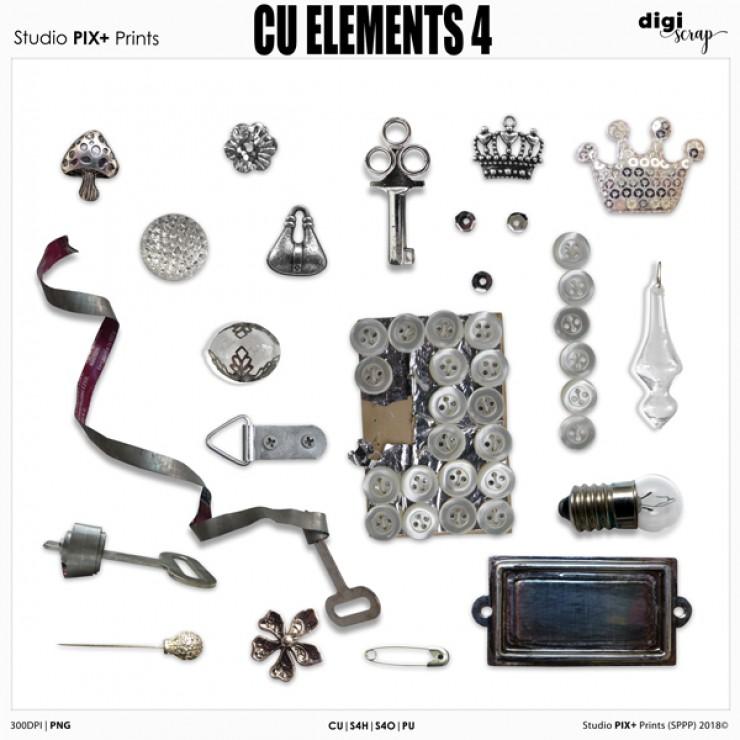 Elements 4 - CU|PU