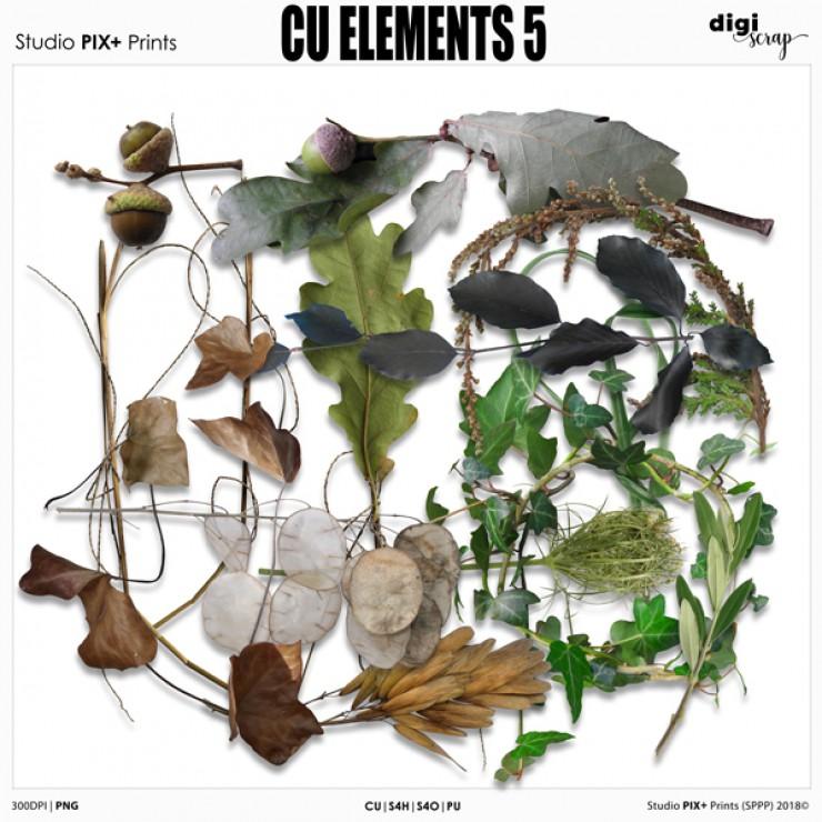 Elements 5 - CU PU