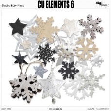 Elements 6 - CU|PU