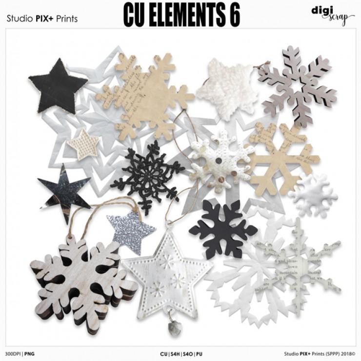 Elements 6 - CU|PU
