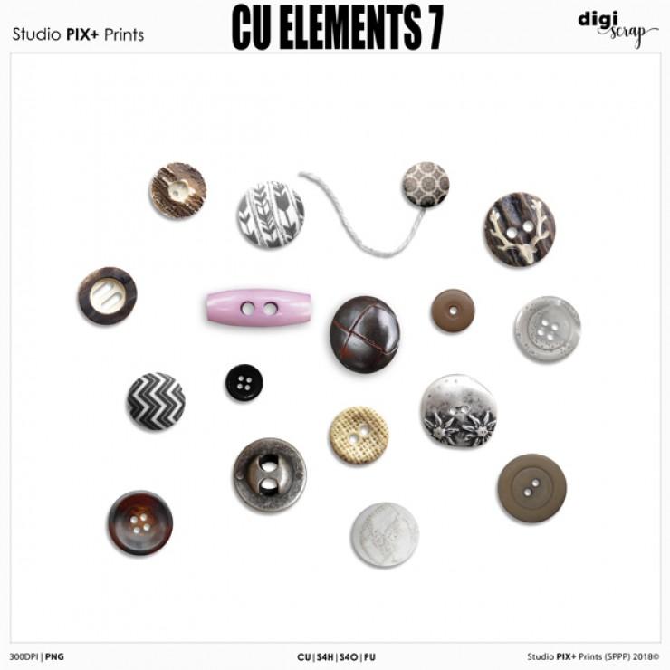 Elements 7 - CU|PU