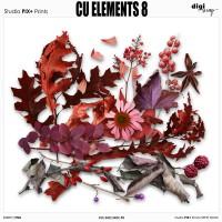 Elements 8 - CU|PU