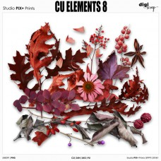 Elements 8 - CU|PU