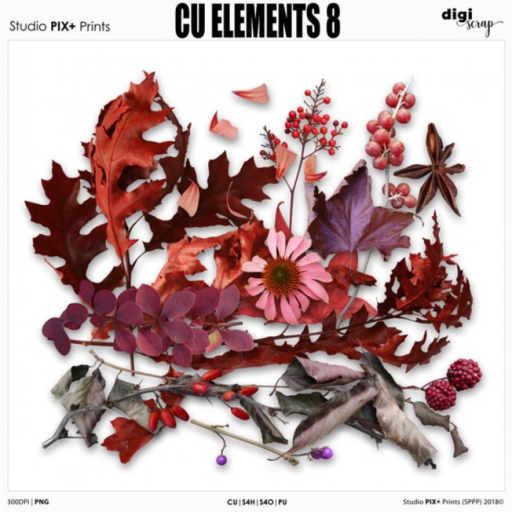 CU - elements 8
