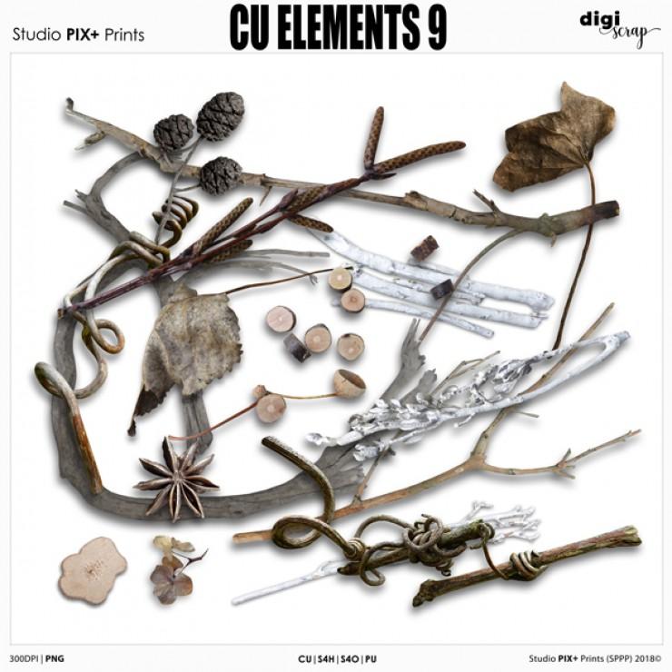 Elements 9 - CU PU