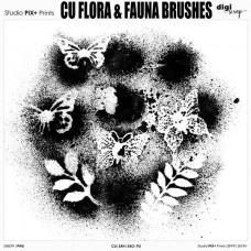 CU Flora And Fauna - brushes