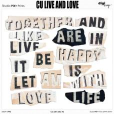 CU - Live And Love