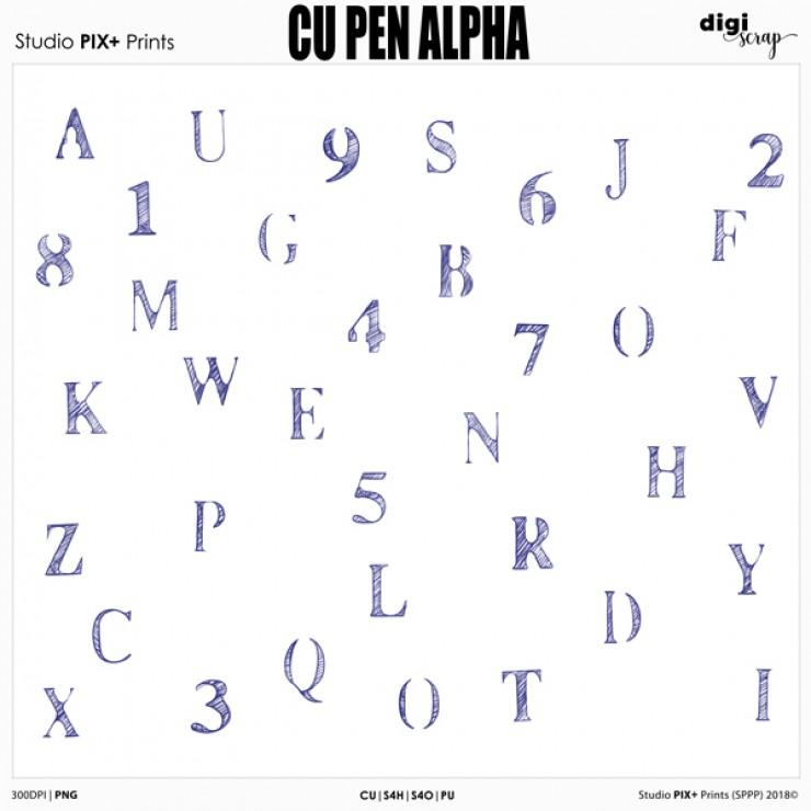 CU Pen - alpha