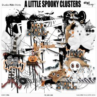 A little Spooky - clusters